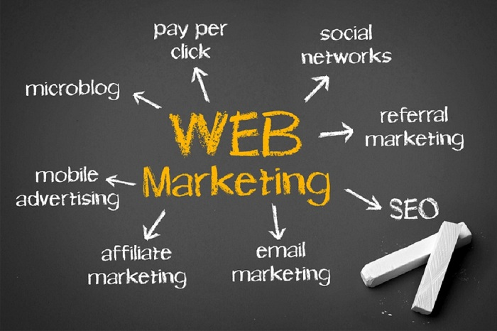 web marketing consigli