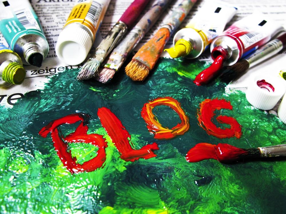 il blog esprime i contenuti