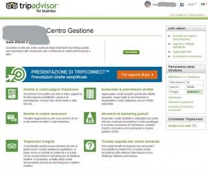centro di gestione tripadvisor