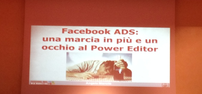facebook ads e power editor festival web marketing 2014