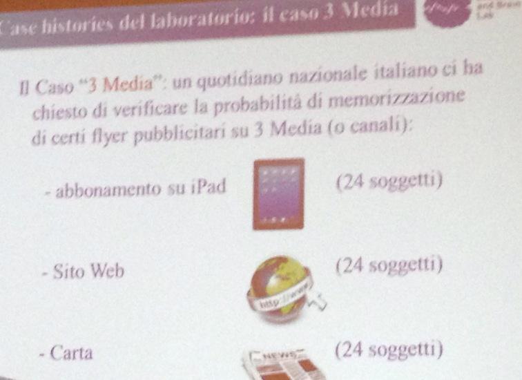 neuromarketing iulm festival web marketing 2014